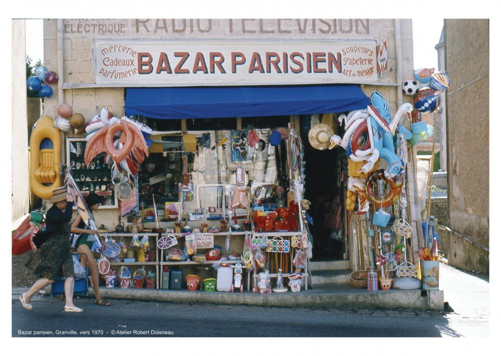 Bazar parisien, Granville, vers 1970