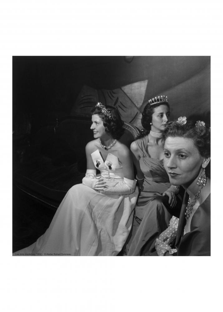 Les trois diadèmes, 1950