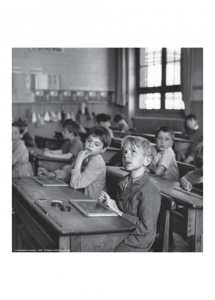 L'information scolaire, 1956
