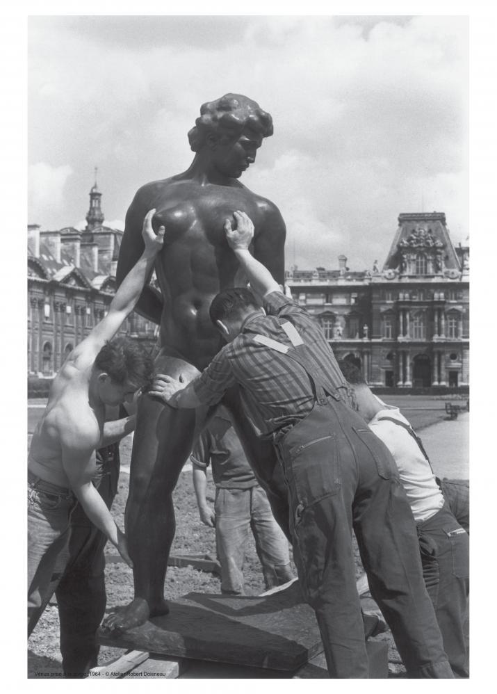 Vénus prise à la gorge, 1964
